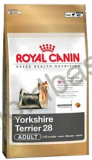 ROYAL CANIN  YORKSHIRE 28 Terrier Adult 1,5kg