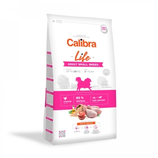 Calibra Dog Life Adult Small Breed Chicken 6kg